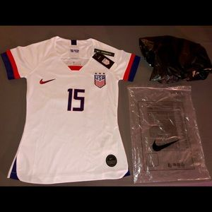 Uswnt soccer jersey 2019 World Cup